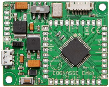 Cognasse Mikrocontroller Board with Atmel AVR ATmega 1284P