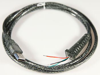 USB cable open end CP