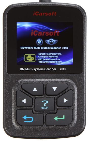 iCarsoft i910 BMW/Mini Scanner