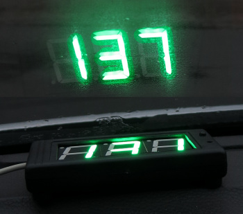 OBD II Head-Up-Display