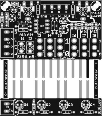 SiSiLo8 I/O-Simulator for Logo8